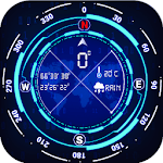 Smart GPS Compass for Android 2019 icon