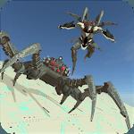 Spider Robot icon