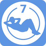 7 min Abs Workout Challenge icon
