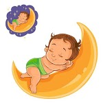 Baby Sleeping Music White Noise Baby Sleep Sounds icon
