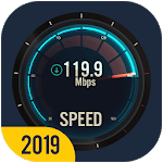 Speed Test Wifi, Test Internet Connection Speed for pc logo