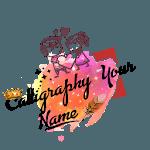 Calligraphy Name Art icon
