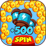 New Free Spins and Coins : Daily links & Coin tips icon