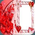 Photo Frames Romantic Flower icon
