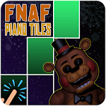 🐻 FNAF Piano Songs 👻 Piano Tiles Game icon