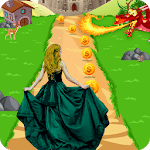 Lost Princess Free Run -Temple Dragon OZ CASTLE icon