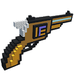 Guns 3D Color by Number - Weapons Voxel Coloring for pc logo