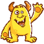 Monsters Color by Number - Pixel Art No.Color Book icon
