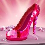 Shoe Designer: Fashion Shoe Maker, Color by Number for pc logo