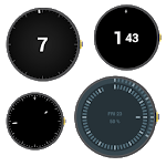 Simple Watch Face Collection icon