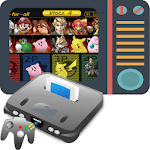 Classic N64 Emulator Games icon