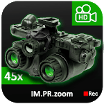 Night Mode 45x Zoom Camera(Photo & Video) icon