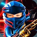 Ninja Costume Toy Construction Photo Editor icon