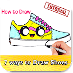 How to Draw Shoes icon