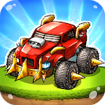 Battle Car Tycoon: Idle Merge Arena icon