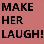 Make Her Laugh! for pc logo