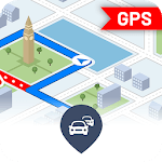 Offline Maps &Navigation: GPS Route Finder 2019 icon