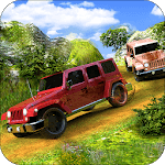 Offroad Jeep Driving - Car Simulator 2019 icon