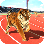 Forest Animals Racing - Wild Animal Battle 2019 icon