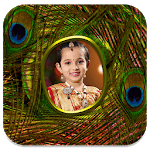 Peacock Feather Photo Frames icon
