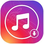 Mp3 music download-free song downloader icon