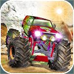 Monster Truck Desert Drive 2018 icon