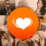 Orange dating - flirt and chat icon