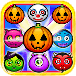 Halloween Jewels Party icon
