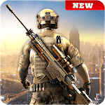 Army Sniper Elite Shooter Terrorist Killer Strike icon
