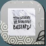 Funny Birthday Cards icon