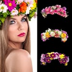 Floral Jewellery Photo Editor for Women icon