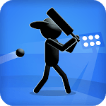 Stickman Cricket 18 - Super Strike League in Real icon