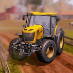 Farmer Sim 2018 icon