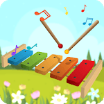 Easy Xylophone for pc logo