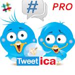 TweeticaPro Follower Analyzer icon