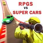 Real Misile vs Cars : RPGS vs Supercars for pc logo