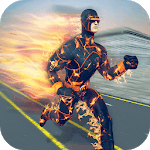 Super Flame Hero City Survival Mission icon