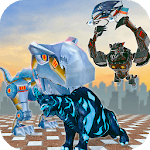 Real Robot Animal Fight: City Rampage icon
