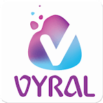 Vyral – Singing & Dancing Online Competitions 🏆 icon