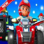 Patrol Puppy Racing Truck icon