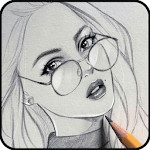 Pencil Sketch Effects Drawing Photo Editor Lab icon