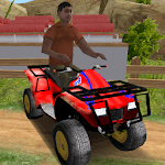 atv quad bike racing game icon
