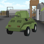 blocky unturned iron army sim for pc logo