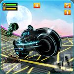 Light Bike Stunt : Motor Bike Racing Games icon