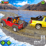 Offroad Jeep Adventure : Car Driving Games for pc logo