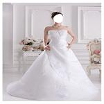 Bridal Suit Photo Frames icon