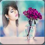 Flower Vase Photo Frames icon