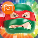 Turtle Mask Photo Stickers icon