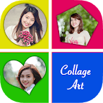 Photo Collage Art for pc logo