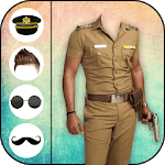 Police Suit : Man Photo Editor - Police Dress icon